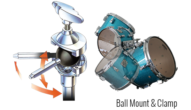 Ball Mount & Clamp