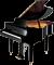コンパクトグランドピアノ