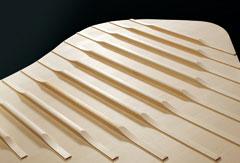 Yamaha C1X Grand piano soundboard